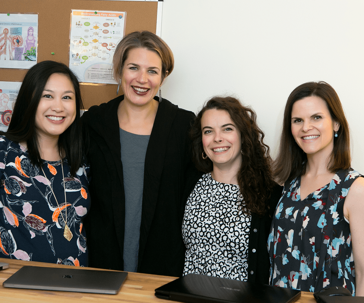 Functional medicine practitioners at Nourish